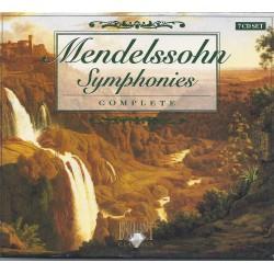 Felix Mendelssohn Symphonies - 7 CD set