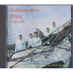 Stadsknapenkoor Elburg in concert