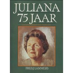Lammers, Fred J. - Juliana 75 jaar