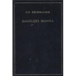 Krummacher, G.D. - Dagelijks manna
