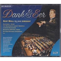 Dank & Eer - Bert Moll 25 jaar dirigent - 2 CD