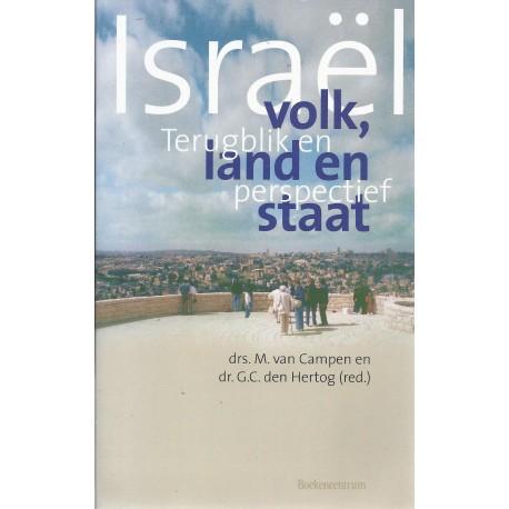 Campen, Drs. M. van - Israel, volk, land en staat