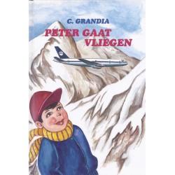 Peter gaat vliegen - C. Grandia