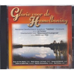 Glorie voor de Hemelkoning - Jeugdkoor Tehillah