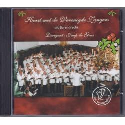 Kerst met de Verenigde Zangers uit Barendrecht