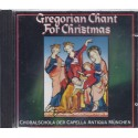 Gregorian Chant for Christmas - Choralschola Munchen
