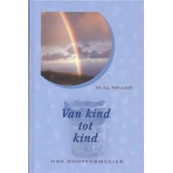 Aalst, Ds. G.J. van - Van kind tot kind