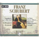 Franz Schubert - Symphonies e.a. 3 CD box