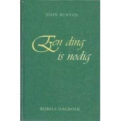 Bunyan, John - Een ding is nodig
