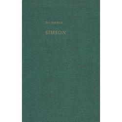 Harinck, Ds. C. - Simson 10 Bijbellezingen