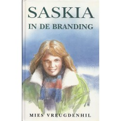 Vreugdenhil, Mies- Saskia in de branding