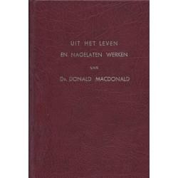 MacDonald, Ds. Donald - Uit het leven en nagelaten werken