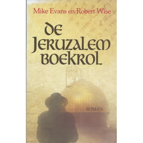 Evans, Mike - De Jeruzalem boekrol