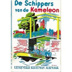 Roos, H. de - De Schippers van de Kameleon