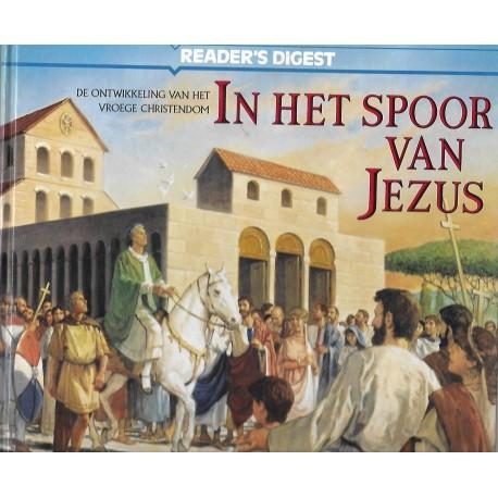 In het spoor van Jezus
