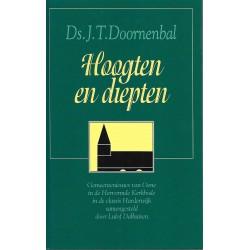 Doornenbal, Ds. J.T. - Hoogten en diepten