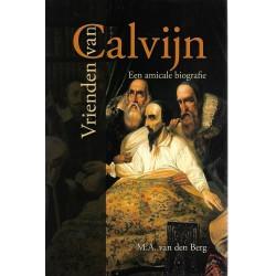 Berg, M.A. van den - Vrienden van Calvijn