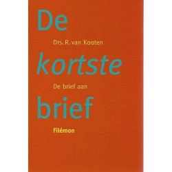 Kooten, Ds. R. van - De kortste brief