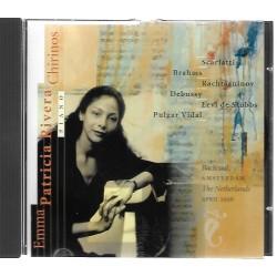 Chirinos, Emma P.R. - Piano klassiek - Bachzaal