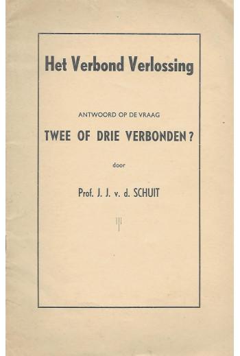 Schuit, Prof. J.J. v.d. -...
