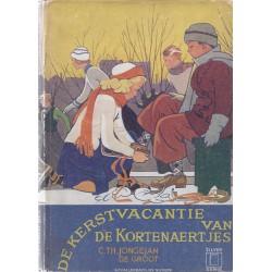 De kerstvacantie van de Kortenaertjes - C.Th. Jongejan-de Groot