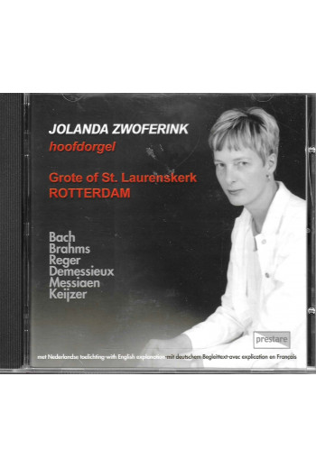 Zwoferink, Jolanda - Grote...