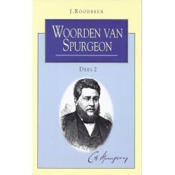 Woorden van Spurgeon deel 2 - J. Roodbeen