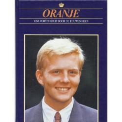 Oranje - Willem-Alexander in beeld