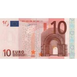 € 10,-- gift