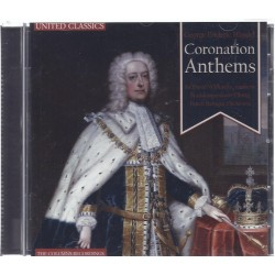 Handel, George Frederic - Coronation Anthems