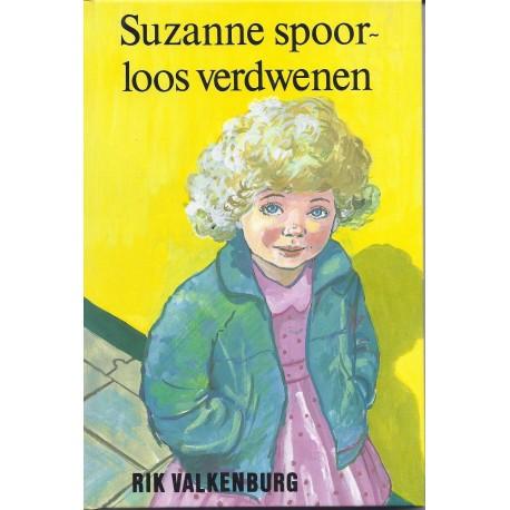 Suzanne spoorloos verdwenen